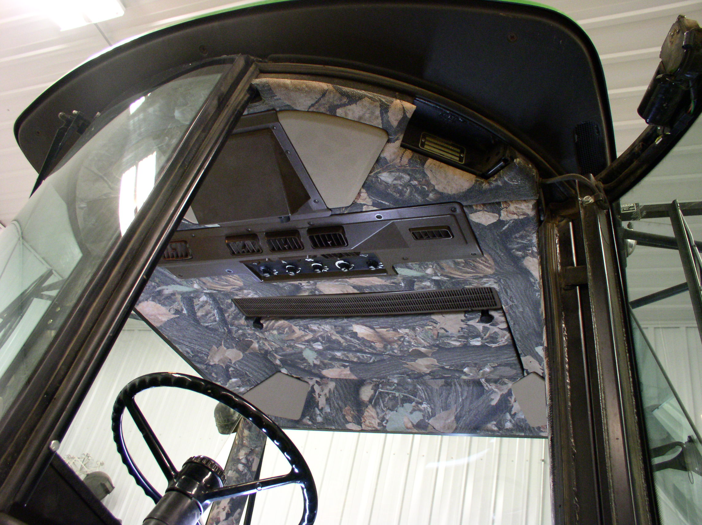 Camouflage Cab Kits A New Option To Personalize Your