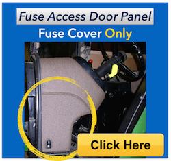 cowl kit for john deere 4055 4255 4455 4555 4755 4955 4560 4760 4960 rh tractorinteriors com john deere fuse box 4710 john deere fuse box x485