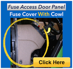 fuse covers002 fuse access door panel john deere 4055 4255 4455 4555 4755 4955 Ford Fuse Box Diagram at crackthecode.co